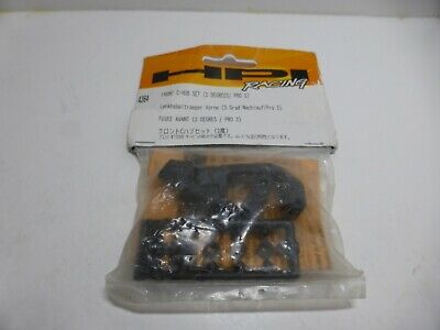 Rare RC Parts OFFERS NI Black HPI Racing 6736 Spring 13x40x1.1mm 9 Coils