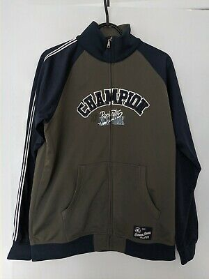 VINTAGE Champion Zip Lightweight Jacket - Size 13/14 Years XL