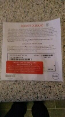 Genuine Windows 8 Pro / Windows 10 32/64 Bit Product Key Sealed Offer