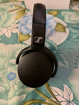Sennheiser HD 4.50 Special Edition Wireless Noise Cancelling Headphones - Black