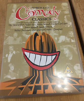 North East Comedy Classics - DVD  CEVG The Cheap Fast Free Post Geordies