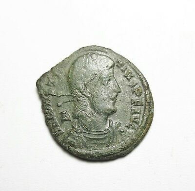 Ancient Roman Coin Constantine II  the Great son Battle Horse 337-361