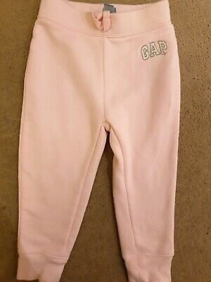 girls gap joggers/trousers 2 years
