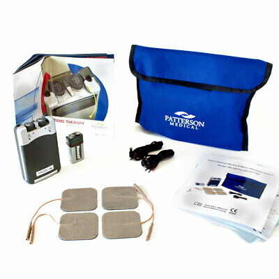 Patterson Medical TPN 200 Plus Pain Relief Home Use TENS Machine with Belt Clip