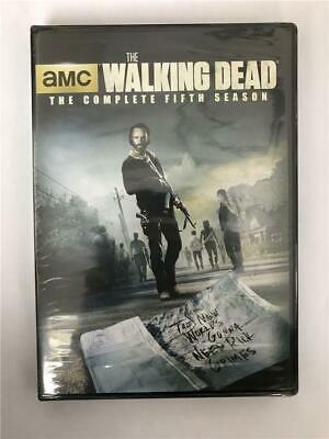 NEW The Walking Dead: Season 5 (DVD, 2015, 5-Disc Set)