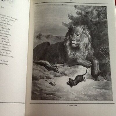 320 Illustrations Gustave Dore - Les Fables De La Fontaine - Texte Integral
