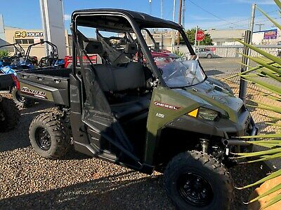 Polaris Ranger Diesel 1000Hd Eps (One Only) Save $4000