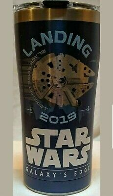 Disney Parks Star Wars Galaxy's Edge Opening Day Cast Tervis Tumbler Cup