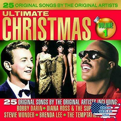 Ultimate Christmas Album [Collectables] by Various Artists (CD, Mar-2006)