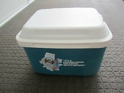 Farmers Union Iced Coffee FUIC small esky / cooler. Brand new