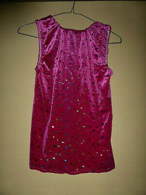 Dance costume 8 pink tops approx size 10/12