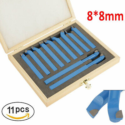"20PC 3//8/"" CARBIDE TIP TIPPED CUTTER TOOL BIT CUTTING SET FOR METAL LATHE TOOLING"