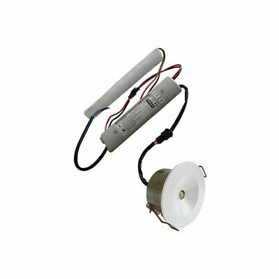 1.5W LED Emergency Downlight Kit
