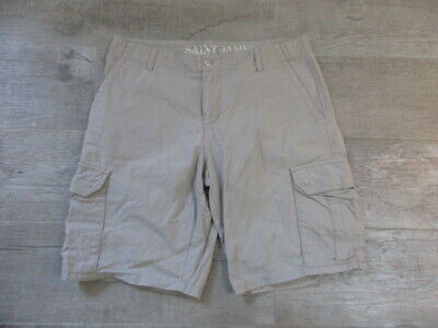 Shorts Saint James Beige Size 44 to - 73%