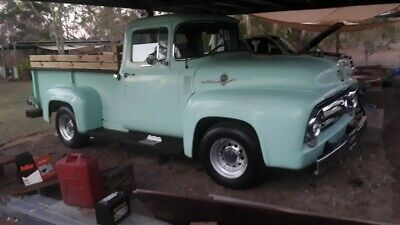 1956 Ford F100 Pickup Truck Rare Vintage Utility