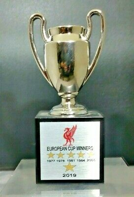 Liverpool European Champions League Cup Liverpool and past champions