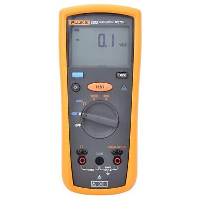 Fluke 1503 Portable Digital Insulation Resistance Tester MegOhm Meter