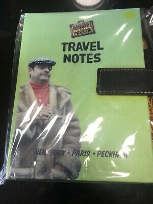 Only Fools and Horses Travel Notebook and Pen Set