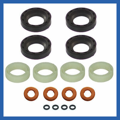INJECTOR SEAL KIT /& LEAK OFF RETURN PIPE CITROEN BERLINGO 1.6 HDI 2002 ON