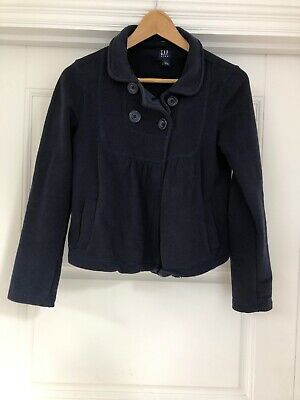 Gap Girls Navy Casual Jacket Age 12 Years