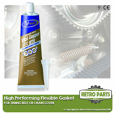 Timing Belt / Chain Cover Pro Flexible Gasket  For Suzuki. Seal Fix DIY
