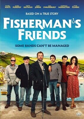 Fisherman's Friends DVD Used, in good condition.