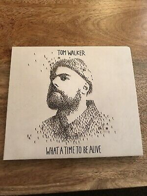 Tom Walker - What A Time To Be Alive Cd Album 2019