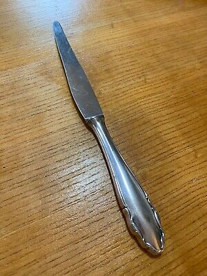 """Antique WMF Night Rostend Silver Plate Letter Opener/Knife 9 1/2"""""""