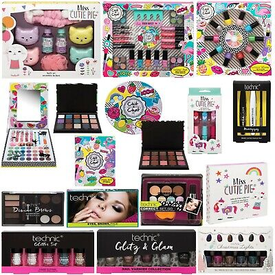 Christmas Present Gift Set Kit Technic Chit Chat Miss-Cutie-Pie Beauty Cosmetics
