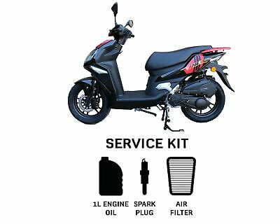 Genuine WK White Knuckle Bikes TTR 125 Service Kit OEM