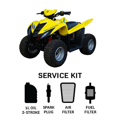 Genuine Quadzilla QZR80 Service Kit OEM