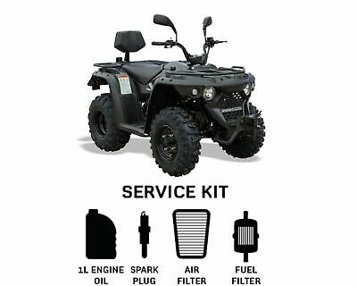 Genuine Quadzilla QZ 150 Service Kit OEM