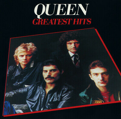 QUEEN Greatest Hits Vol I 17 Trk CD Album The Very Best Of Collection Singles 1