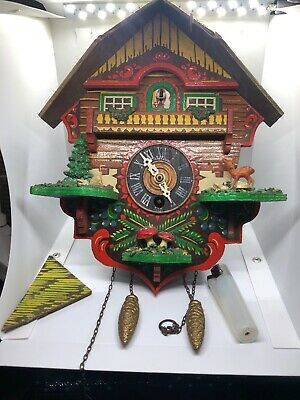 Cuckoo Clock Spares 1960s Not Sure