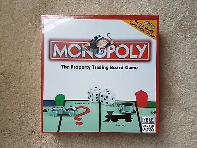 Traditional Monopoly board game brand new, sealed