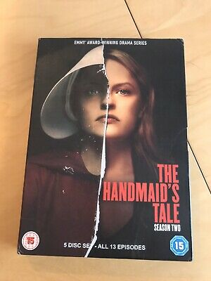 The Handmaids Tale Season Two. Dvd