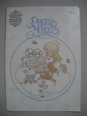 Precious Moments - Designs by Gloria & Pat - Cross Stitch Pattern Book