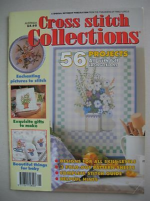 Cross Stitch Collections - 56 Projects - Pattern Magazine
