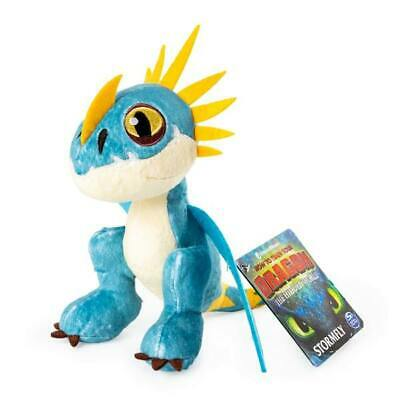 New Spin Master DreamWorks Dragons STORMFLY Plush HTTYD The Hidden World 2019 4+