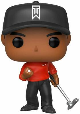 Funko POP! Golf: Tiger Woods (Red Shirt) 44715 In stock