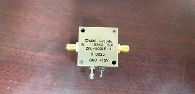 Mini-Circuits ZFL-500LP-1 Amplifier