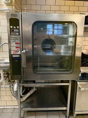 Zanussi Electric Convection Combi Steam Oven On Stand