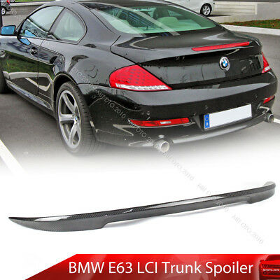 BMW 6 SERIES E63 2006-2010 M6 LOOK REAR BOOT TRUNK SPOILER NEW TAILGATE