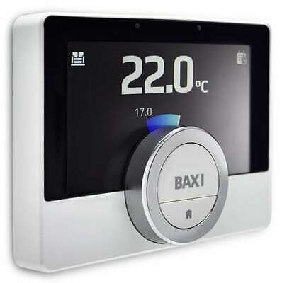Programmable Thermostat Modulating Wizard with Wi-Fi and Kit GTW16 Baxi 7652303