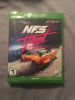 Need for Speed NFS HEAT - XBox One 2019 - Brand NEW Factory SEALED U.S. Release