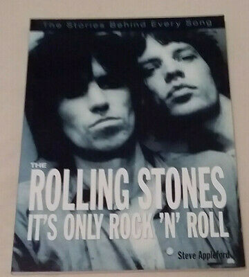 Its Only Rock N Roll Rolling S by Steve Appleford (Paperback, 1997)