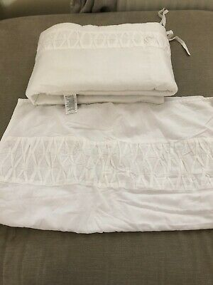 Mothercare Crib Bumper And Blanket