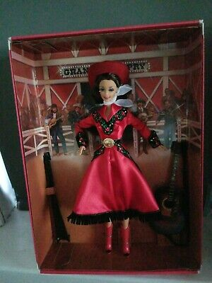 1997 Collector  Edition Grand Old Opry Country  Rose barbie doll