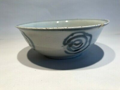 Chinese antique blue & white small bowl