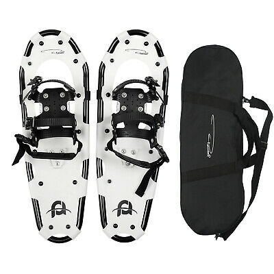 Snowshoes for women/men with Adjustable Ratchet Bindings+Free Bag 22'' 30''